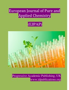 Cover Page, European Journal of Pure and Applied Chemistry-page-001